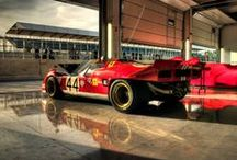 CONCEPT ::  R A C E - C A R S / Because race cars !!!