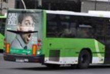 Publiservic Canarias / Publiservic Canarias, líderes en soportes publicitarios en Canarias, exclusivistas publicitarias del transporte público (autobuses y tranvía), impresión digital con la maquinaria e infraestructura más innovadora junto a el uso de tintas bioamigables.  ...¡Cuenta con nosotros!