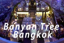 Banyan Tree Bangkok / The legendary hospitality of the Banyan tree Bangkok is quite famous among the guests who arrive in huge numbers to the capital of Thailand. http://www.banyantreebangkok.org/