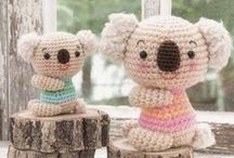 Amigurumi / by Judith K James