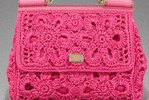 Crochet Purses/Totes