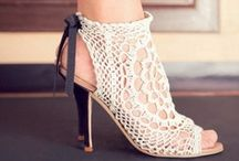 Crochet Shoes/Slippers/Boots