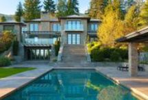 Greater Vancouver Luxury Homes / Opening doors to prestigious properties in the Greater Vancouver area, British Columbia, Canada. Appreciating their magnificence indoors and out.