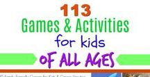 Games for Family & Friends / Games and activities for family, kids and grown ups. Games for kids of all ages. Indoor games. Rainy day games.