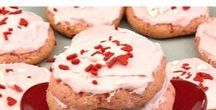 Dessert / Sweet treats. Cakes, Cookies, Pies, Candy and all the sweet treats that we love.
