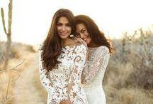 Glamour Brides / www.marrymecharlie.com