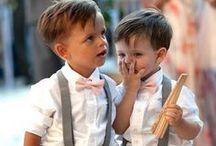 Page Boys / www.marrymecharlie.com