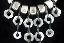 Jewelry- recycled / by Elisabeth R