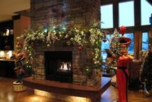 Deck The Halls / Christmas decor ideas for your home.