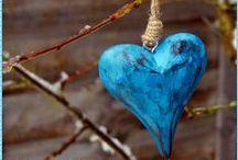 ♡   Herzliches / Hearts