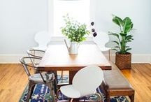 Less is more (dining)