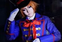 Black Butler (Kuroshitsuji) / Affordable cosplay costumes, wigs, shoes, necklaces, rings and separated jacket, skirt, pants and others for all cosplayers. Custom tailor available upon request. Feel free to contact Trustedeal at: support@trustedeals.com Link to more cosplay costumes, http://www.trustedeal.com/Wholesale-Black-Butler-Cosplay_c451.html