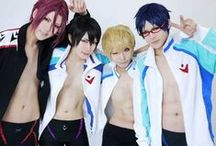 Free! Iwatobi Swim Club and Cosplay / Cheap cosplay costumes, wigs and separated jacket, skirt, pants and others for all cosplayers. Custom tailor available upon request. Feel free to contact Trustedeal at: support@trustedeals.com