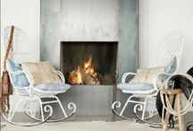 Fireplaces / Nice and cosy
