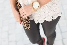 Fashion / Outfit Ideas. / by Renee
