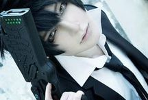 Psycho-Pass and Cosplay / Psycho pass cosplay costumes,wigs,dominators at Trustedeal.com for cosplaying Kogami Shinya, Tsunemori Akane, Makishima Shogo and other characters.