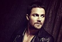 Stephen Amell/ Arrow