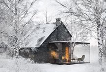 dreams~♡~cottage in the mountains