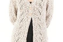 #Chaquetas de punto mujer / Disfruta el otoño - invierno 2014 con alguna de nuestras #chaquetas de #punto. Llévate dos y tendrás el envío gratis. Chaquetas de última #moda en atumoda.com