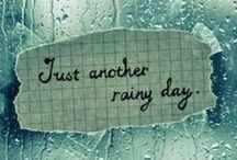 About a Rainy Day