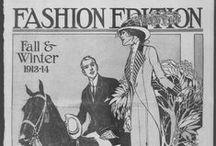 Vintage Fashion / Examples of vintage fashion found on the Portal to Texas History.