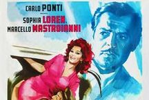 The Great Italian Cinema / The classics of Italian film from neo-realism to the present.