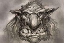 Orcs / Trolls / Goblins