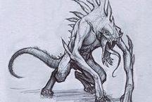 Beasts / Monsters / Creatures