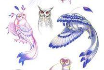 Animals/Fish/Birds