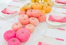 Halloween & day of the dead / Easy & pretty crafts, decorations, food, drink & party ideas for Halloween & Day of the Dead.