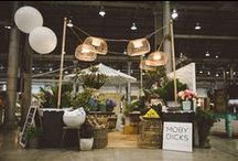Trade Show: Inspirations for Small Fairs / Simple stand ideas for small fairs (artisans, open to public)