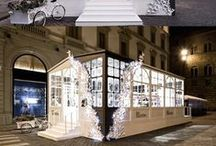 Trade Show: Luxe Booth Inspirations / big booth, big budget, big idea (industry visitors and B2B buyers)