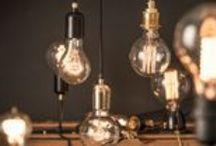 Edisson Leuchten / Filament Lightbulbs, Dekorative Glühbirnen, Leuchten