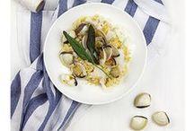 zucchini blues - Seafood