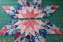 All about quilts / Patterns, designs and whatnots