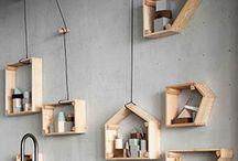 home ♡ {shelves}