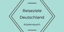 Deutschland Reisen / Reiseziele und Geheimtipps für euren Urlaub in Deutschland: Paddeln, Wandern, Städtereisen.