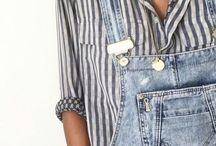 Go stripes / Stripes Outfits