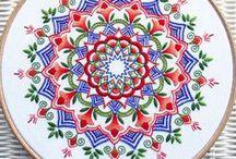 Embroidery - Hímzések