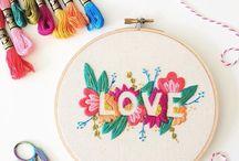 Super stitching / Cross-stitch, embroidery, patterns & inspiration