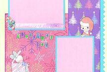 Christmas Scrapbooking Ideas
