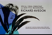 Richard Avedon / with tribute to the great photographer who revolutionized the world