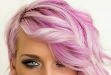 Hair & Make-Up / Hair colours & styles I like... Make-Up styles & tips