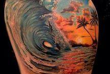 Tattoo Paradise / Get inked or die naked!