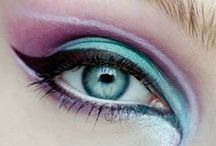 ALL ABOUT EYES: |Fashion & Editorial| / As well as colorful and smokey eye techniques. :)