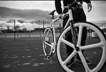 Fixed Gear // Bicycles / Everything cycling