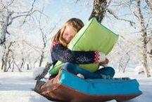 Talviseen sisustukseen / Winter Decoration