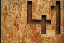 MATERIALS: plywood | OSB