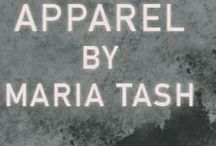 Apparel by Maria Tash / Well-know jewelry designer Maria Tash expands her talents into the latest apparel.