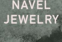 Navel Jewelry / Heat up the look of your bikini with navel jewelry from Maria Tash!